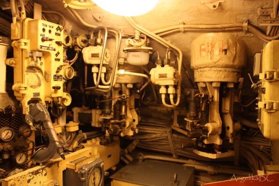 sala máquinas U434