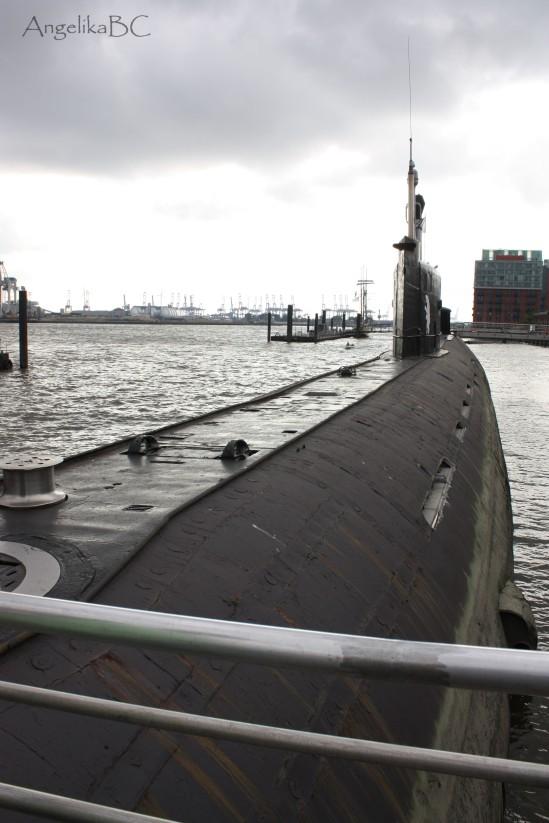 submarino Hamburgo