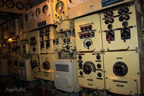 panel de mandos